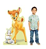 Advanced Graphics Bambi & Thumper Life Size