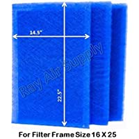 Dynamic Air Filter (3 Pack) (16x25)
