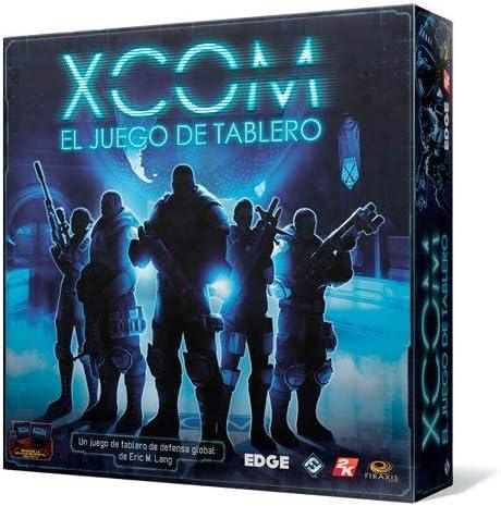 Edge Entertainment - XCOM: El Juego de Tablero (XC01): Amazon.es ...