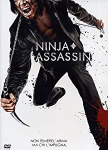 Ninja assassin [Italia] [DVD]: Amazon.es: varie: Cine y ...