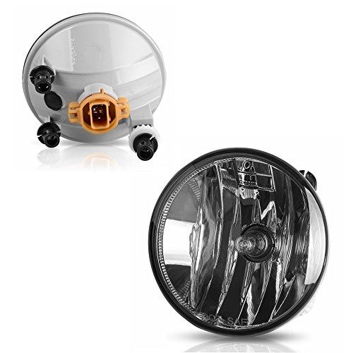 85%off autosaver88 fog lights for chevy camaro 2010 2011 2012 2013 (smoke  lens