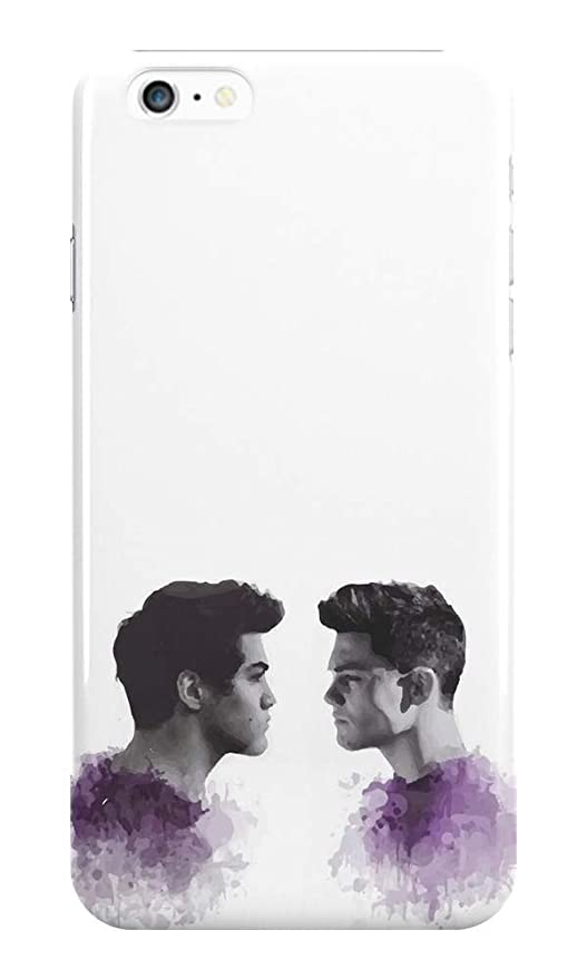 b43d4274b The Dolan Twins Phone Case - Ethan Dolan & Grayson: Amazon.co.uk:  Electronics