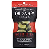 oh snap pickles - Oh Snap Hot N Spicy Pickle Snacking Cuts, 3.5 Ounce (Pack of 12)