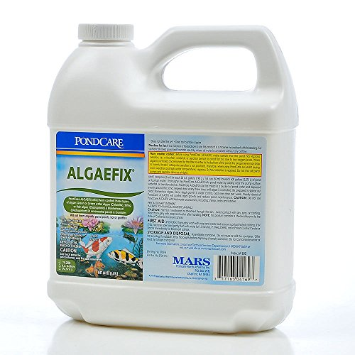 New Unbrand 795971976897 Pondcare Algaefix Safe Plants Algae Fix Pond Care Algaecide 6 by New Unbrand