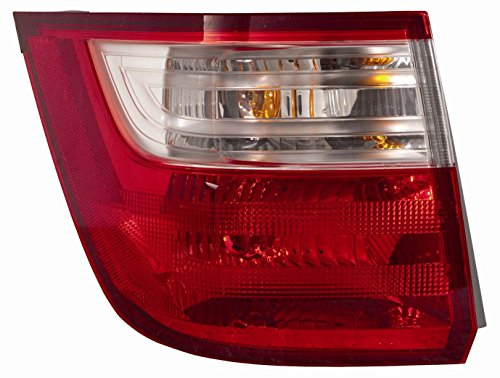nda Odyssey Driver Side Outer Tail Lamp Assembly with Bulb and Socket (NSF Certified) ()