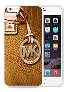Hot Sale M-ichael K-ors iPhone 6S Plus TPU Case ,Popular And Unique 101 White Phone Case For iPhone 6S Plus Screen Case Fashion Custom Designed