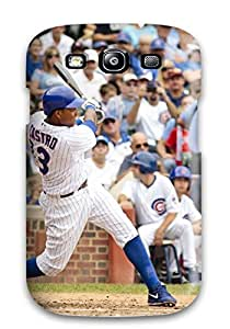 Ryan Knowlton Johnson's Shop chicago cubs MLB Sports & Colleges best Samsung Galaxy S3 cases