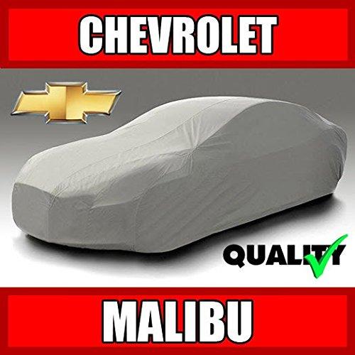 autopartsmarket Chevy Malibu 2016 2017 2018 Ultimate Waterproof Custom-Fit Car Cover ()