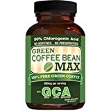 Green Coffee Bean Max, Weight Loss Supplement with Recommended Dose - 3 pack