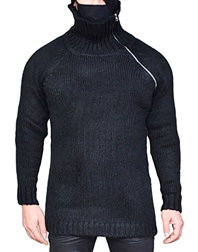 Jersey Ribbed Pullover - 4