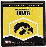 Iowa Hawkeyes 2017 Calendar