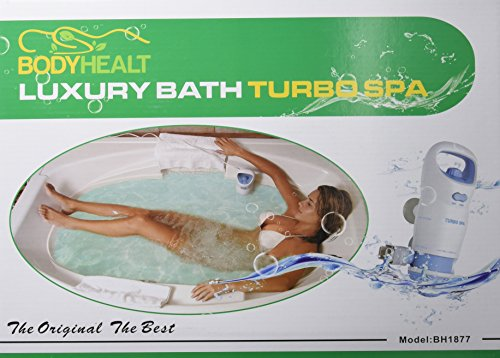 BodyHealt Gentle Jet Spa Luxury Bath