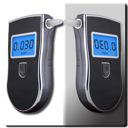 Diyatel AT818 Accurate Alcohol Tester 3 Digital LCD