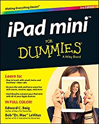 Image of the product IPad Mini for Dummies   that is listed on the catalogue brand of For Dummies.