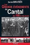 Cantal Grands Évènements (les)