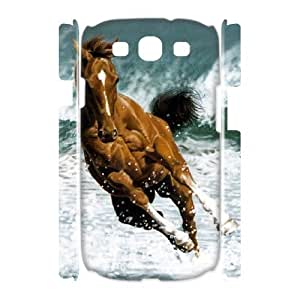 lintao diy Case Of Horse Customized Hard Case For Samsung Galaxy S3 I9300