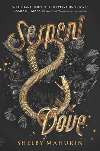 Serpent & Dove Paperback – August 4, 2020