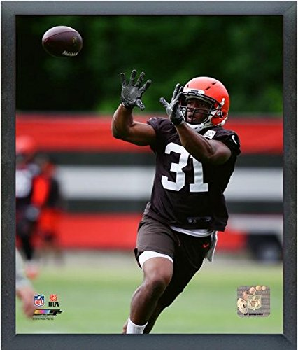 Nick Chubb Cleveland Browns Action Photo (Size: 17