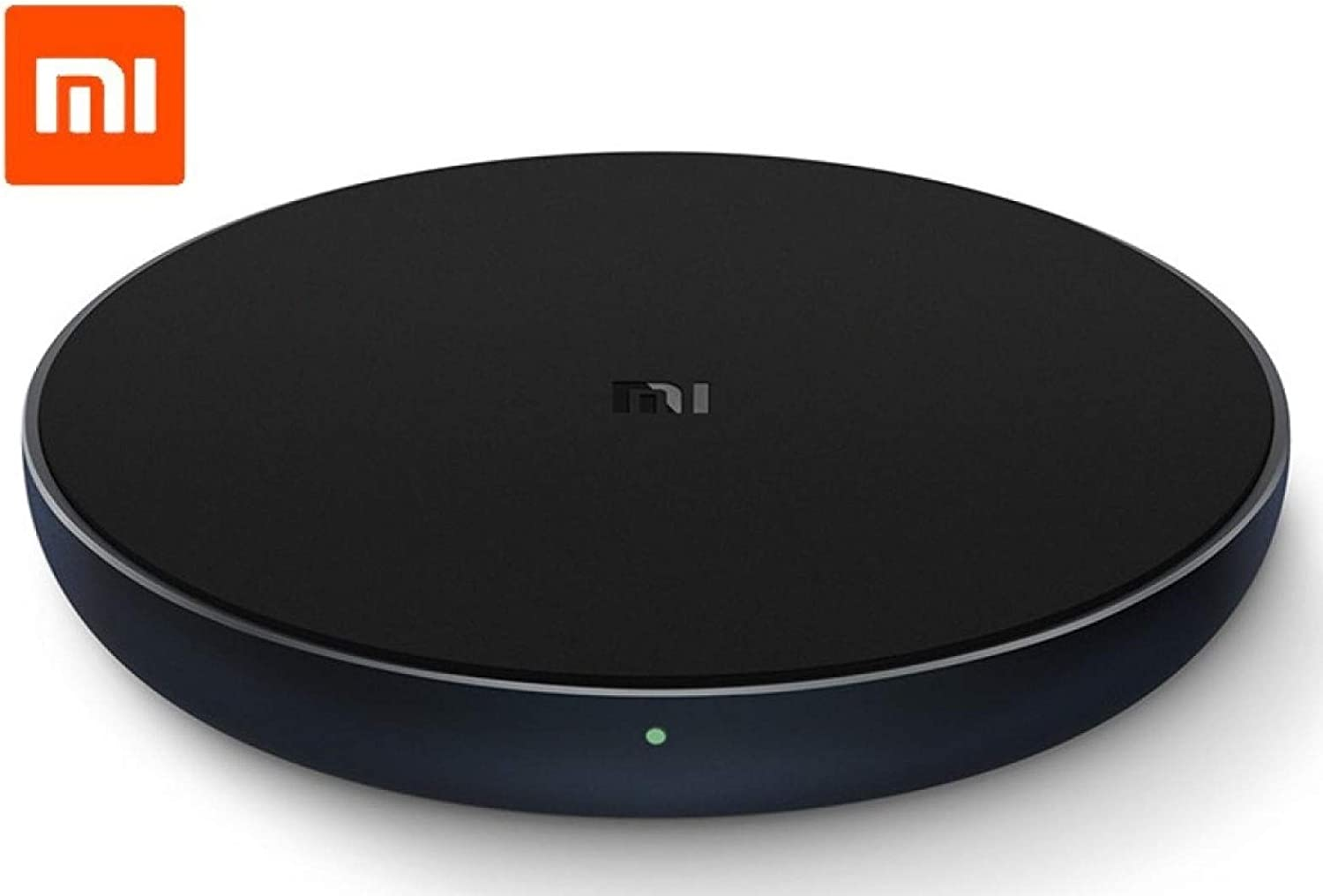 Xiaomi Mi Compatible Wireless Charger Fast Wireless QI Charger 7.5W / 10W Negro