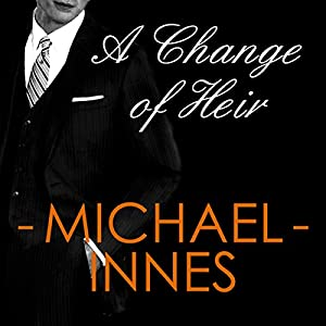 A Change of Heir Audiobook