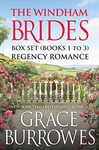 The Windham Brides Box Set Books 1-3: Regency Romance (English Edition)