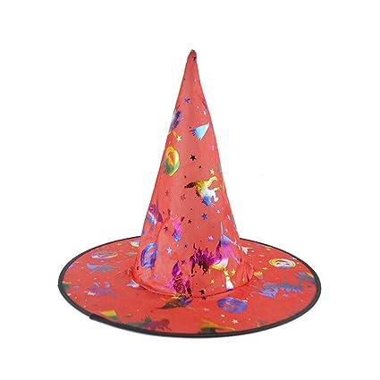 bd2d38d6993 Amazon.com  fibgihc 1pc Pointed Witch Hat