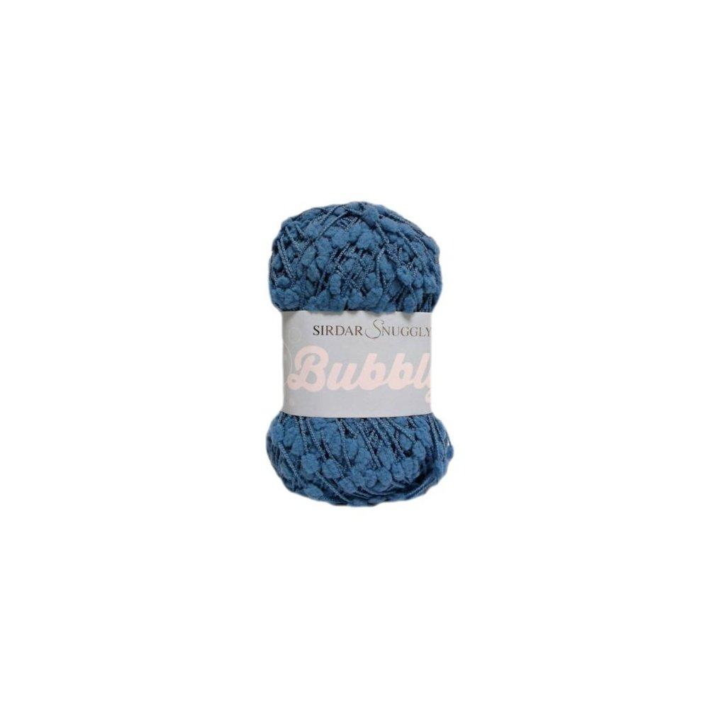 DY CHOICE 4 PLY Knitting Wool Yarn 100g 415 BLUE