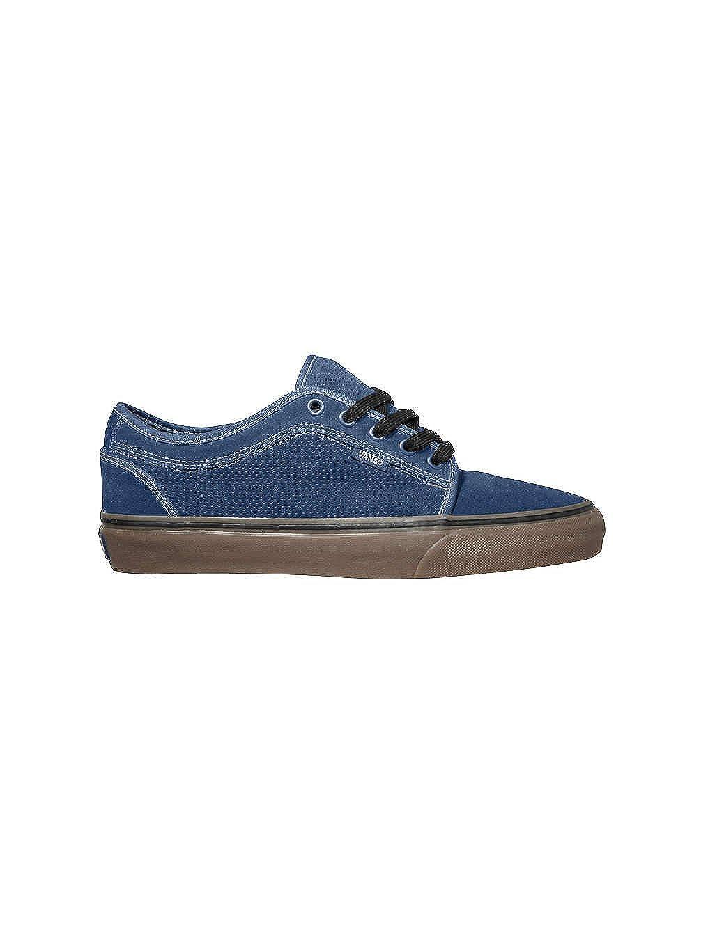 Vans Shoes Sneaker CHUKKA LOW navy blue gum, Größe:50