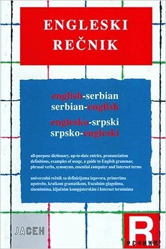 SRPSKO ENGLESKI RECNIK PDF DOWNLOAD