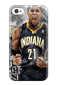 Tina Chewning's Shop Best indiana pacers nba basketball (36) NBA Sports & Colleges colorful iPhone 4/4s cases