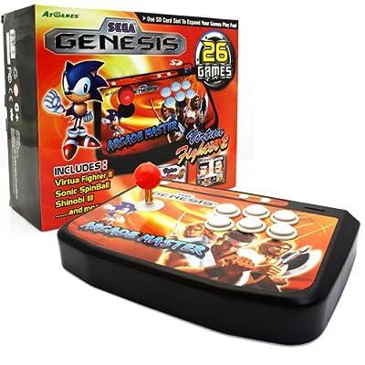 At Games Arcade Master