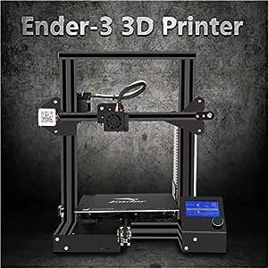 Laecabv Creality Ender 3 3D Printer Impresora 3D Máquina Kit de ...
