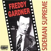Sideman Supreme by FREDDY GARDNER (2005-05-17)