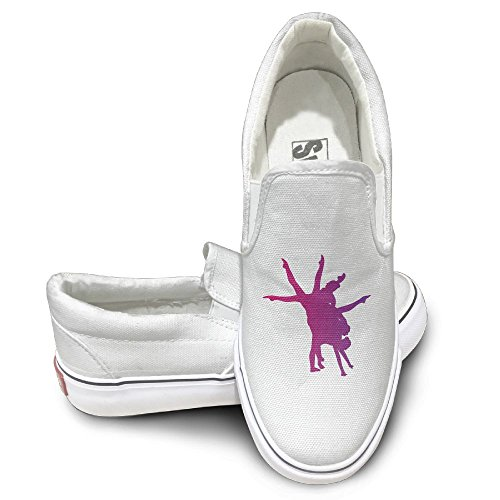 Unisex Sneakers Canvas Shoes Gymnastics Low Top Sport Without Lace