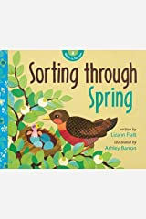 Sorting Through Spring (Math in Nature) Hardcover