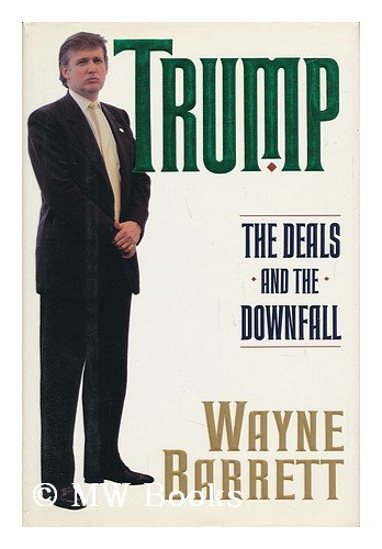 0060167041 - Wayne Barrett: Trump: The Deals and the Downfall - Buch