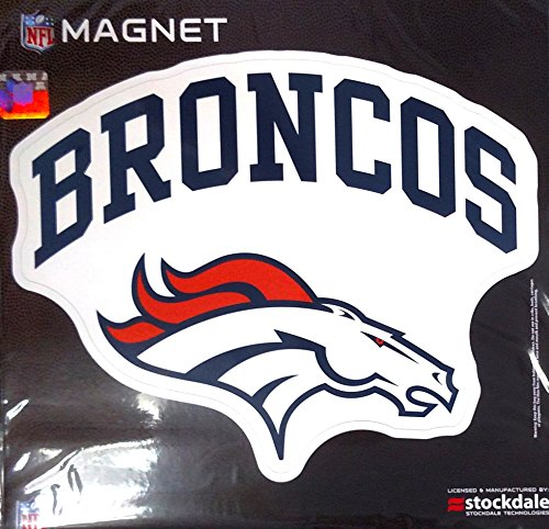 Denver Broncos ARCH Style Logo 12
