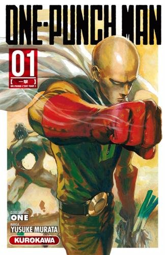 One-Punch Man 1 (Francese) Copertina flessibile – 15 feb 2016 Yusuke Murata Educa Books 2368522255 Comics & Graphic Novels