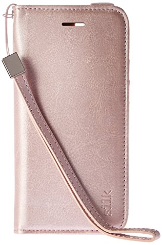 Silk iPhone Wallet Case Synthetic