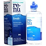Bausch & Lomb Renu Fresh Multi-Purpose Solution - 500 ml