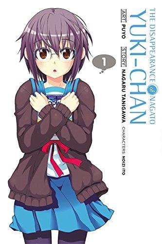 Download The Disappearance of Nagato Yuki-chan, Vol. 1 - manga PDF