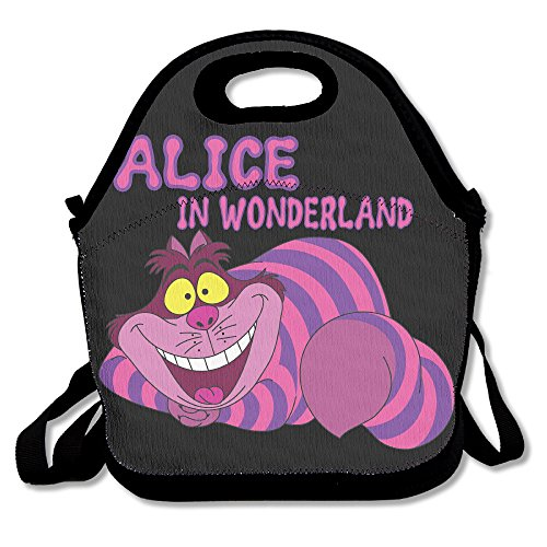 LHLKF Alice In Wonderland Cool Lunchboxes One Size