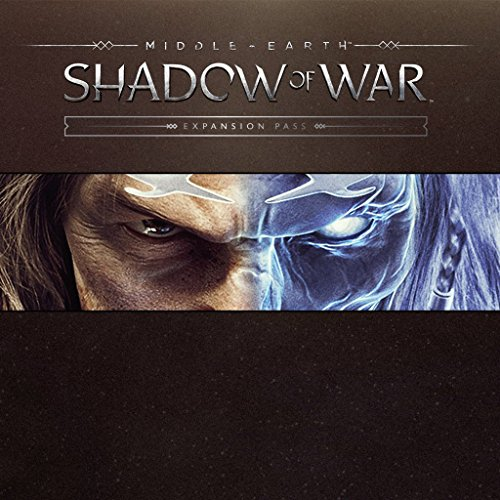 Middle Earth  Shadow Of War  Expansion Pass   Ps4  Digital Code