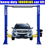 10,000lbs Car Lift L1100 2 Post Lift Car Auto Truck Hoist / 12 Month...