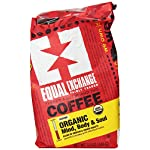Equal exchange organic coffee, mind body soul, ground, 12-ounce bag 4 100% fair trade organic delicious