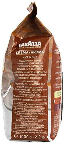 Lavazza Crema e Aroma Coffee Beans 1Kg (Pack of 1)