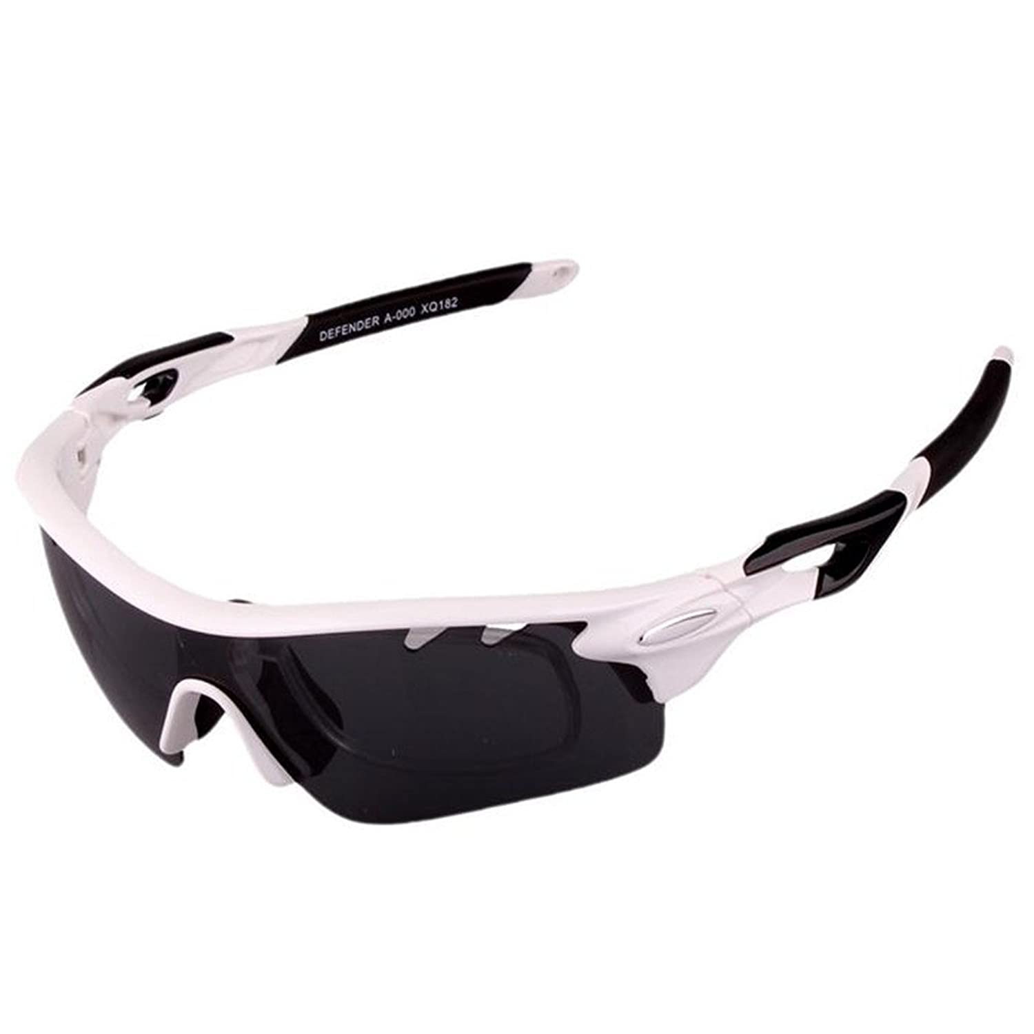 Y-H Polarized Cycling Sports Fishing 3 Interchangeable Lens Set Sunglasses