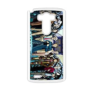 Doctor Who Phone Case for LG G3