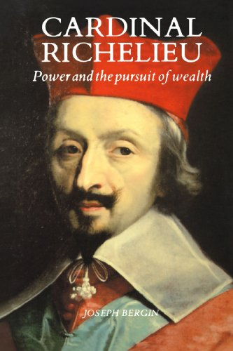 biography of richelieu Richelieu was anxious that the king's confessor should occupy himself solely with giving absolutions, consequently, on 10 december, 1637, caussin was dismissed and exiled to rennes, and his successor, father jacques sirmond, celebrated for his historical knowledge, was forced to promise that, if he saw anything censurable in the conduct.