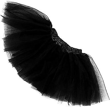 mi ji Ballet Half Body tul falda 3 capas vestido princesa ballet ...